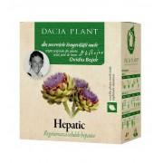 Ceai Hepatic, Dacia Plant