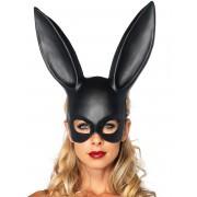 Deguisetoi Masque lapin noir