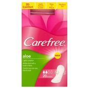 CAREFREE Panty Liners Aloe Vera 20 bucati