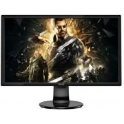 """Monitor Gaming TN LED BenQ 24"""" GL2460BH, Full HD (1920 x 1080), VGA, DVI, HDMI, Boxe, 75 Hz, 1 ms (Negru)"""