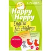 Happy Hoppy. English for Children. Cartonase Insusiri si relatii