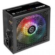 THERMALTAKE ALIM. SMART RGB 600W 80 PLUS