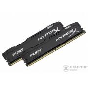 HyperX Fury Black DDR4 32GB (2x16GB) 2400MHz memorija kit (HX424C15FBK2/32)