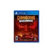 Carmageddon Max Damage - Ps4