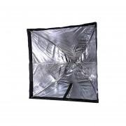 Caja Suavizadora De Luz / Softbox Para Flash De 70cm X 70 Cm