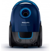 Aspirator cu sac Philips Performer Compact FC8375/09 , 3 l, Tub telescopic, 750 W, Albastru