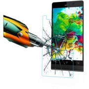 Tempered Screen Glass Protector For Intex Young with free wipes