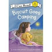Biscuit Goes Camping, Paperback/Alyssa Satin Capucilli