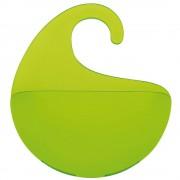 KOZIOL Organizér koupelnový SURF XS - barva zelená, KOZIOL