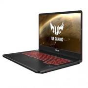 """ASUS TUF Gaming FX705DT-AU018T AMD R7-3750H 17.3"""" FHD IPS matný GTX1650/4G 16GB 512GB SSD WL BT Cam W10 CS"""