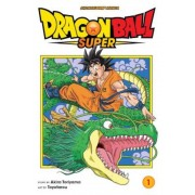 Dragon Ball Super, Vol. 1, Paperback
