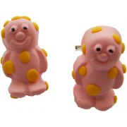 Mr Blobby Cufflinks