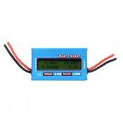 TS-68691 0-100A 0-60V Vatimetro y dinamometro