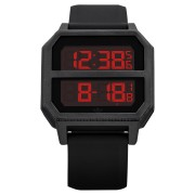 Adidas Archive R2 Watch All Black Red