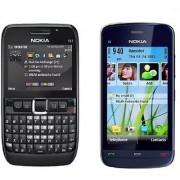 Refurbished Nokia E63 Nokia C5-03 Mobile ( 6 Months Warranty Bazaar warranty)