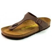 Birkenstock online slippers Gizeh Bruin BIR12