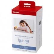 Canon Color Ink Paper Set KP108IN, hartie + cerneala, alb, 108 buc.