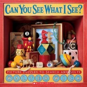 Can You See What I See?: Picture Puzzles to Search and Solve, Hardcover