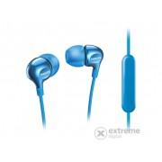 Casti Philips SHE3705/00, albastru deschis