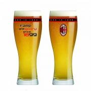 AC Milan söröspohár 500 ML