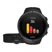 Suunto Spartan Ultra All Black HR - orologio GPS multisport - All Black