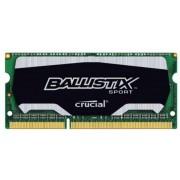 Crucial BLS4G3N169ES4CEU 4GB DDR3L SODIMM 1600MHz (1 x 4 GB)