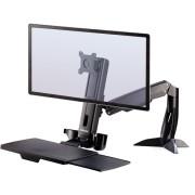 Easy Glide™ Sit-Stand Work Platform