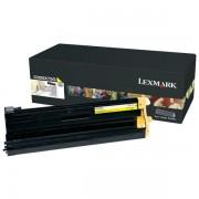 Lexmark Originale C 925 DE Tamburo (C925X75G) giallo, 30,000 pagine, 0.36 cent per pagina - sostituito Kit tamburo C925X75G per C 925DE