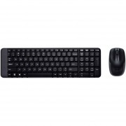 Kit Teclado Mouse LOGITECH MK220 Inalambrico 920-004430
