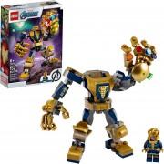 LEGO Marvel Vengadores 76141 Armadura Robótica de Thanos