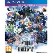 World of Final Fantasy Day 1 Edition, за PS Vita