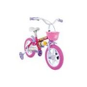 Bicicleta HoustonTina Mini TM12I Aro 12 Rosa