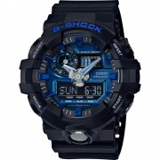 Casio G-SHOCK Standard Analog-Digital Montre GA-710-1A2 - Noir