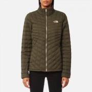 The North Face Women's Thermoball® Full Zip Jacket - New Taupe Green - S - Green