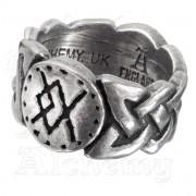 anello ALCHEMY GOTHIC - Viking Virilità - R195