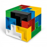 Joc Constructie Poli Quercetti, 19 piese, 1 an+