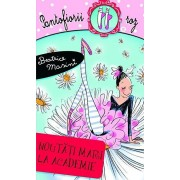 Noutati mari la Academie, Pantofiorii roz, Vol. 11/Beatrice Masini