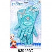 Set manusi & bijuterii - Elsa Frozen