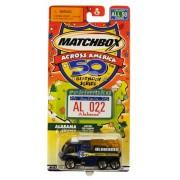 "Matchbox Across America 50th Birthday Series ALABAMA ""Airport Fire Pumper"" Rocket Recovery Truck"