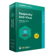 Kaspersky Lab Kaspersky Anti-Virus 2018, 5 PC - 1 Jahr, Download