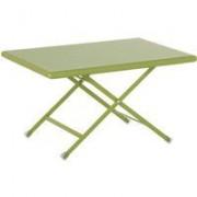 Emu Arc en Ciel Folding Coffee Table salontafel green 70x50