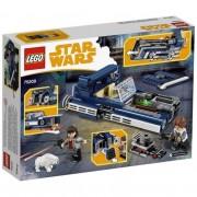 Lego star wars landspeeder di han solo 75209