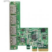 Highpoint RocketRAID 644L External 4 SATA Port PCI-Express 2.0 x4 SATA 6Gb/s Raid Controller -Lite Version
