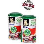 Alma (Made Packed In Spain) 350 Stevia Tablets 100 Natural Sweetener Sugar Free Tablets - Sugarfree