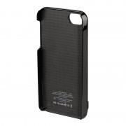 Acumulator extern tip carcasa iPhone 5 Hama, Negru