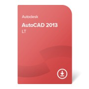AutoCAD LT 2013 единичен лиценз (SLM)