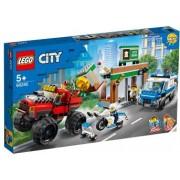 LEGO City Furtul cu Monster Truck 60245
