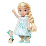 Papusa Frozen Elsa, 15 cm, 19 x 14 cm, 3 ani+