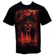 t-shirt metal uomo Slayer - Wehrmacht - ROCK OFF - SLAYTEE08MB