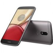 Motorola Motorola Moto M (3 GB 32 GB Grey)